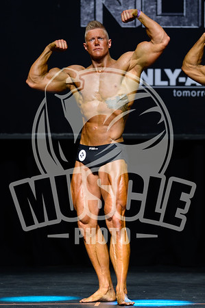 Mens Classic Physique Overall