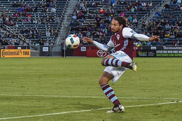 Colorado Rapids vs Sporting KC - MLS Soccer  - 2016-05-11