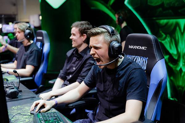 World of Warcraft Arena European Championship Finals 2017