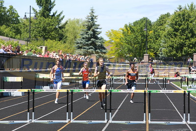 Men's 300 Hurdles