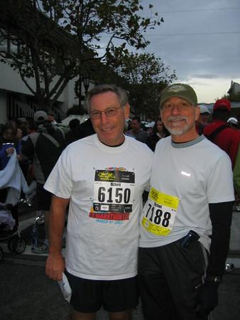 2007 Big Sur Half Marathon