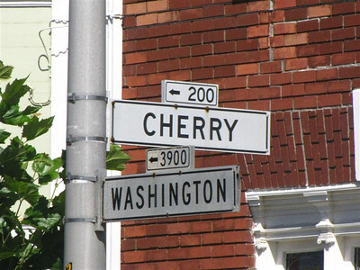 Washington & Cherry (Stine)