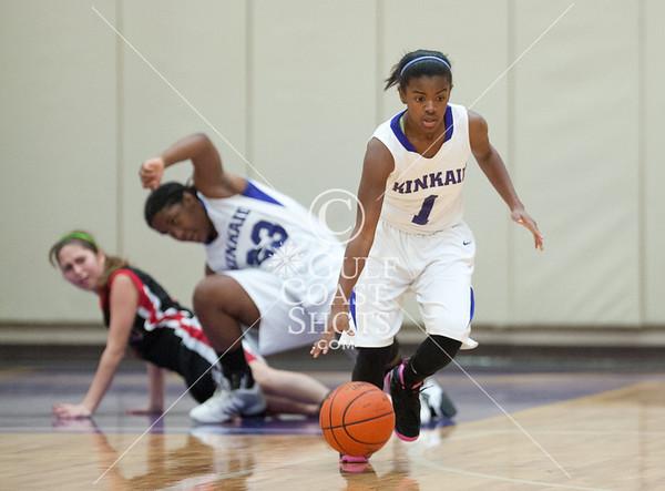 2012-01-21 Basketball JV Girls St. John's @ Kinkaid