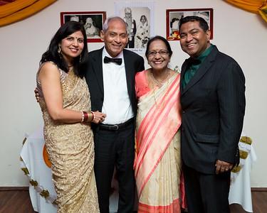Bua & Phupaji's 50th Anniversary