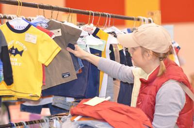 John Stewart Clothing Sale