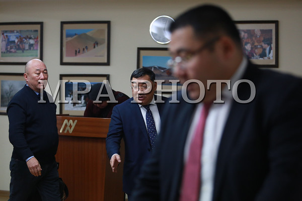 Худалдаа Хөгжлийн Банк, Монголын Зэс Корпораци мэдээлэл хийлээ