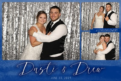 Dusti and Drew - The Springs Angleton - 6.23.2019