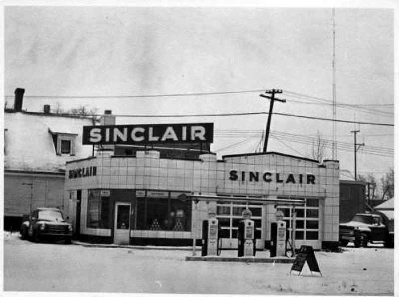 Wilsons Sinclair Station