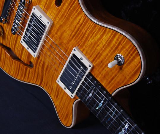 DG-193, Violin Amber, HH Pickups