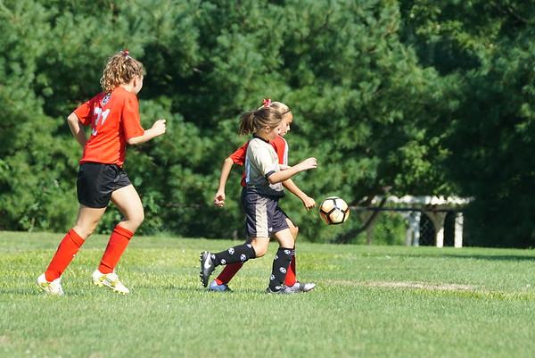 HFS CYO Fall Soccer 2016 U12 9-4-16