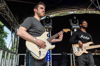 The Guy Williams Band with Gemma Dorsett
