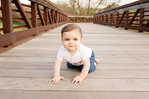 Kyler 9 months