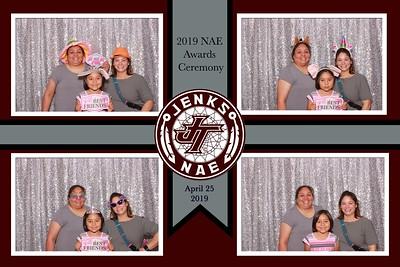 Jenks NAE Awards Ceremony 2019