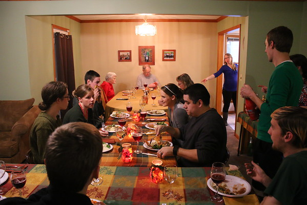 Campbell Thanksgiving - 11/26/15