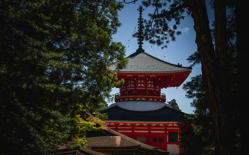 Konpon Daito | Danjō-garan