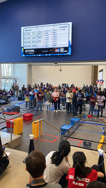 US Robotics Allen Qualifier 2019