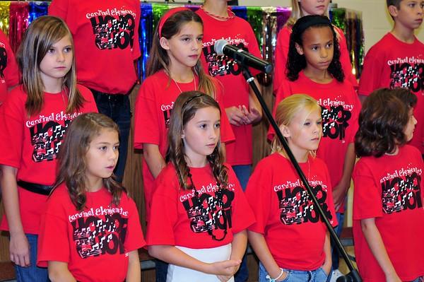 Choir 10-23-2010