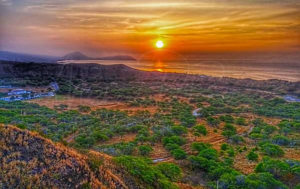 Hawaiin Islands