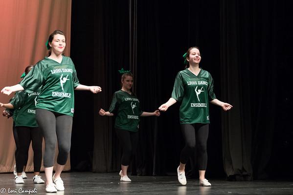 LRHS Dance Concert 121614