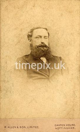 Dr Buckby of Bulwell, Nottinghamshire