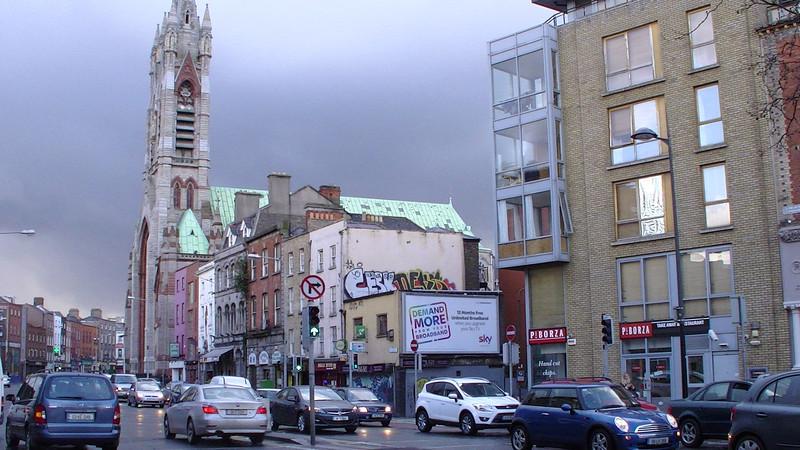 Walk Around Dublin 3 JVC Photo