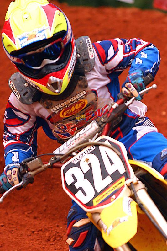 Motocross  Bremen Race Park  Blake Gammill Benefit  06-25-05