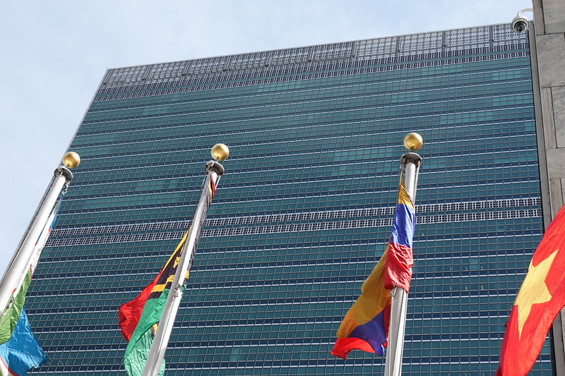 United Nations offices.