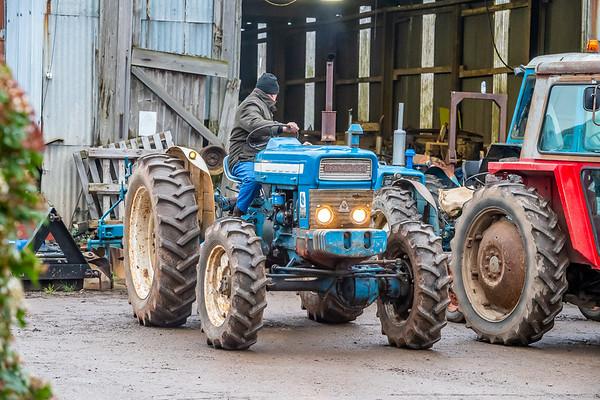 PD Tractor Run 29.12.2019