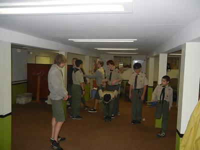 Troop Meeting - Oct 15