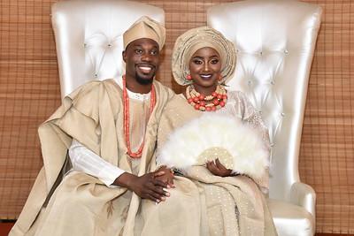 Ogunnowo's Wedding Engagements