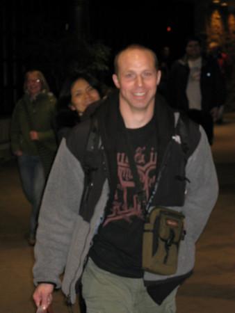 Mike, Atsuko, Kazu Christmas 2009