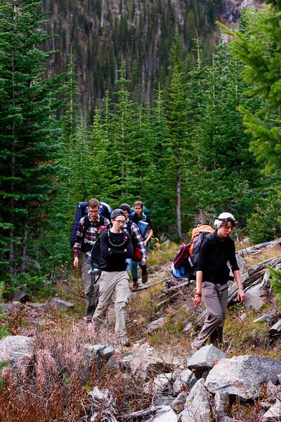 10-09 ASWWU Outdoors Backpacking
