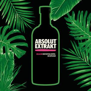 Absolut Extrakt | Lollapalooza 2018 - 25/03