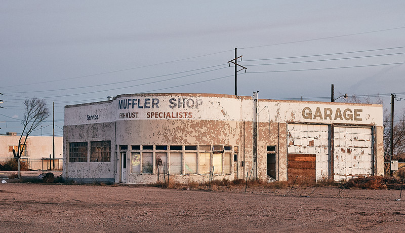 Route 66, Holbrook, Arizona,