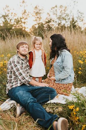 Fall Minis - Poole Family