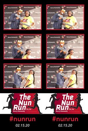 Barry Nun Run 2020