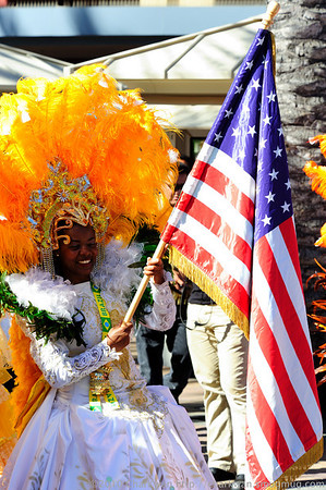 Brazilian Carnaval Parade-Long Beach 2010