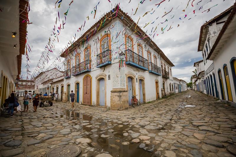 trip to Brazil itinerary - Paraty