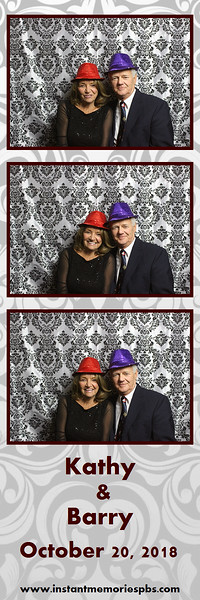 Kathy & Barry's Wedding