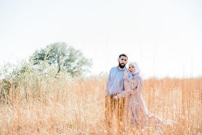 Afia & Ahmad 1st Anniversary