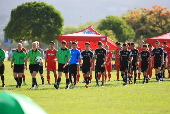 UtahFC vs LasVegas (Regionals Group)