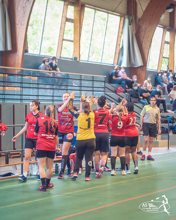 Mini-Tigresses / AS Trainou Handball