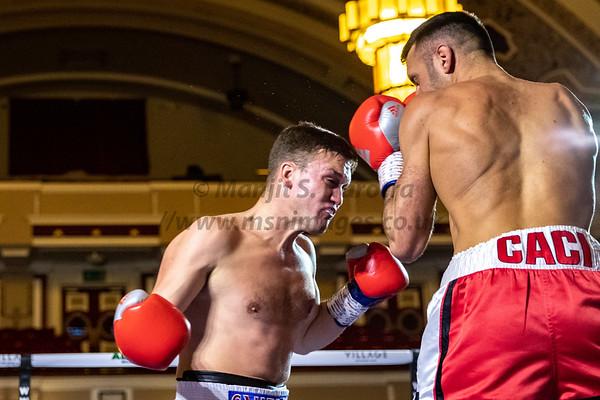 Luke Caci vs Raimonds Sneidze