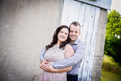 Dusyty & Paige~Engagement 2018