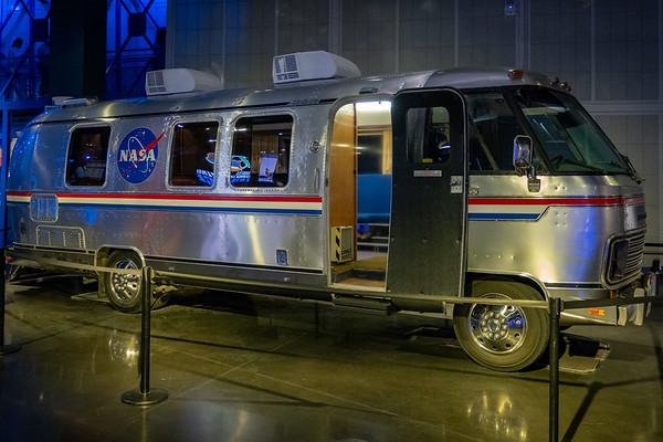 NASA's Airstream Motorhome Astrovan