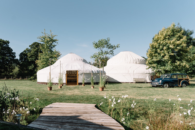 34ft & 42ft Pavilion Yurt