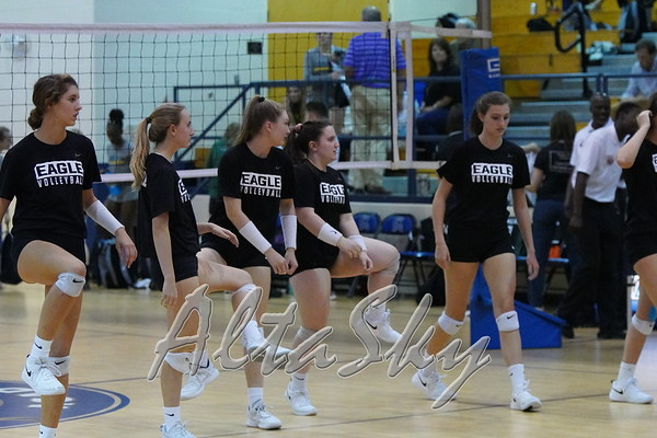 VARSITY GIRLS VOLLEYBALL VS GDS 10-10-2019