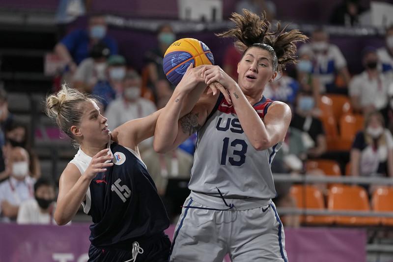 Tokyo Olympics 3x3 Basketball