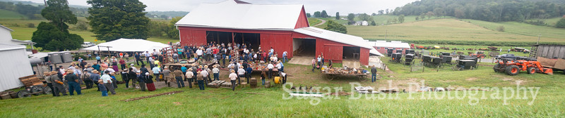 Nelson Hershberger Farm Auction