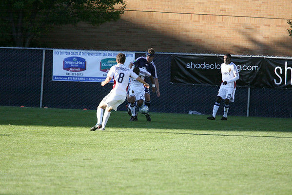 BYU vs Real Salt Lake (2009)